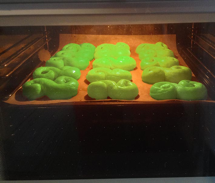 gröna lussebullar1